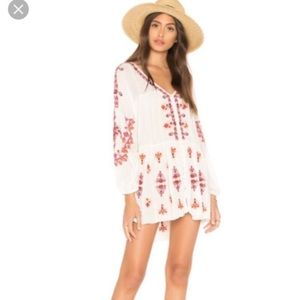 Like New FREE PEOPLE Arianna Tunic Dress